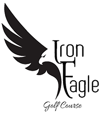 Iron Eagle Golf Course logo